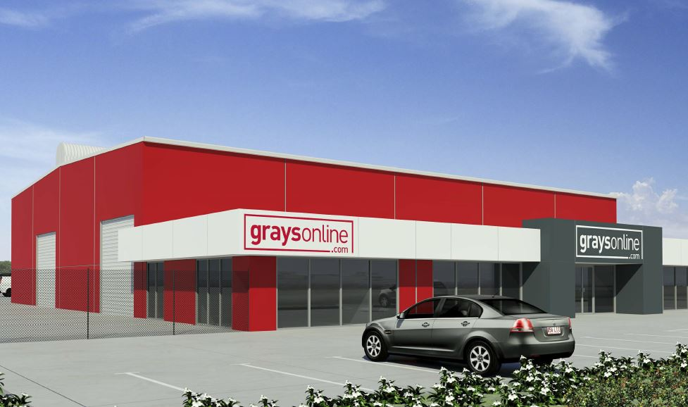 Grays Online Distribution Centre – 131 and 153 Main Beach Road, Pinkenba