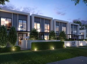 Azure Townhouses – Margaret Court & Moggill Road, Kenmore