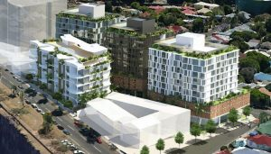 Residential Towers with Retail – River Terrace & Main Street, Kangaroo Point