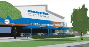 Merlo Coffee Roasting Facility & Cafe – 320 Fison Avenue East, Eagle Farm