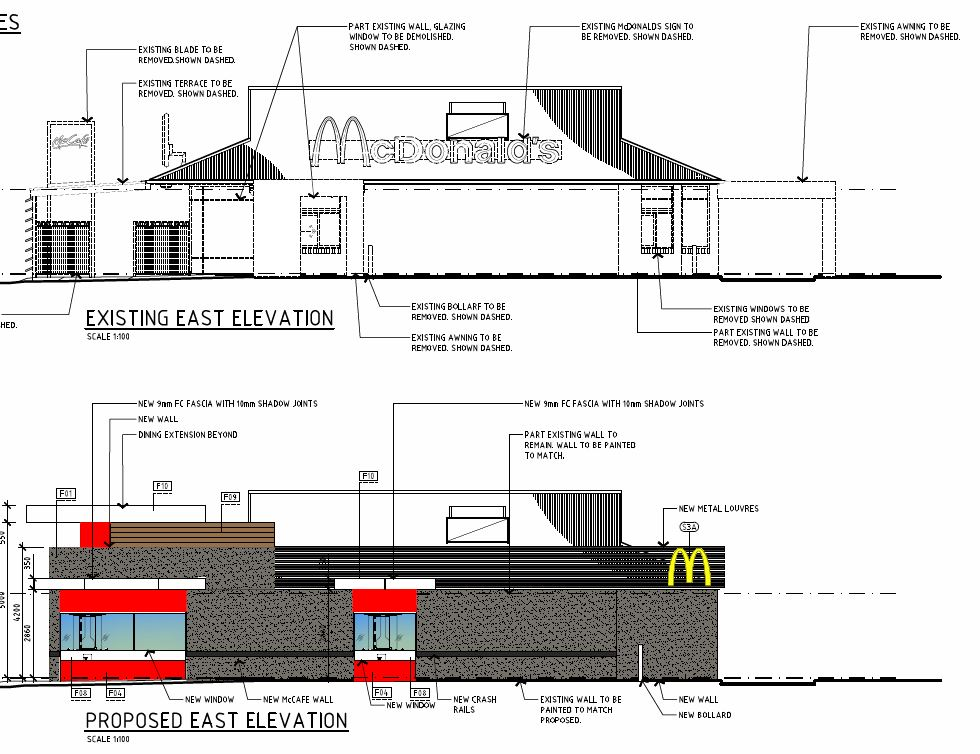 enhancing customer experience at mcdonalds Improving service has been a primary goal of mcdonald's ceo steve   mcdonald's got a customer satisfaction score of 69 out of 100 in the.