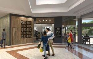 New Dining Precinct & Refurbishments – Brookside Shopping Centre