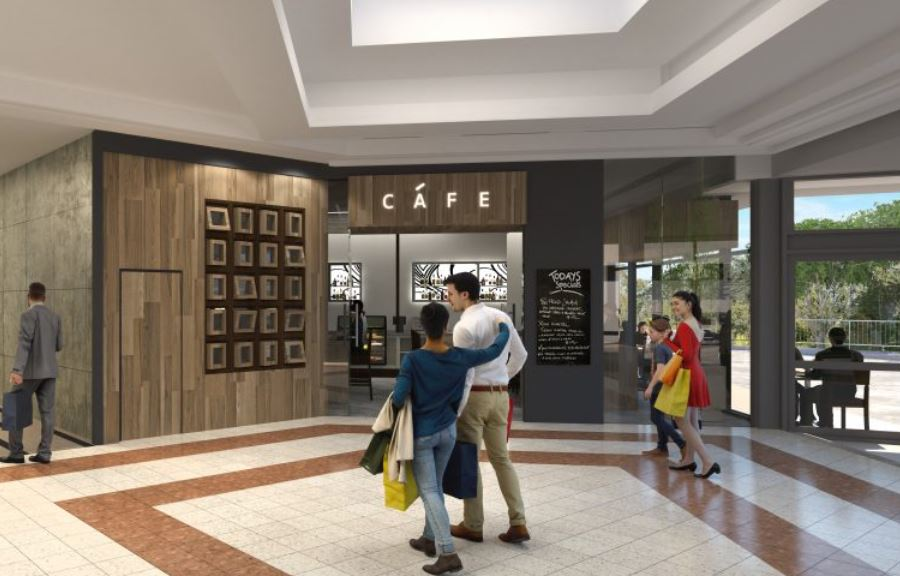 New Dining Precinct & Refurbishments - Brookside Shopping Centre