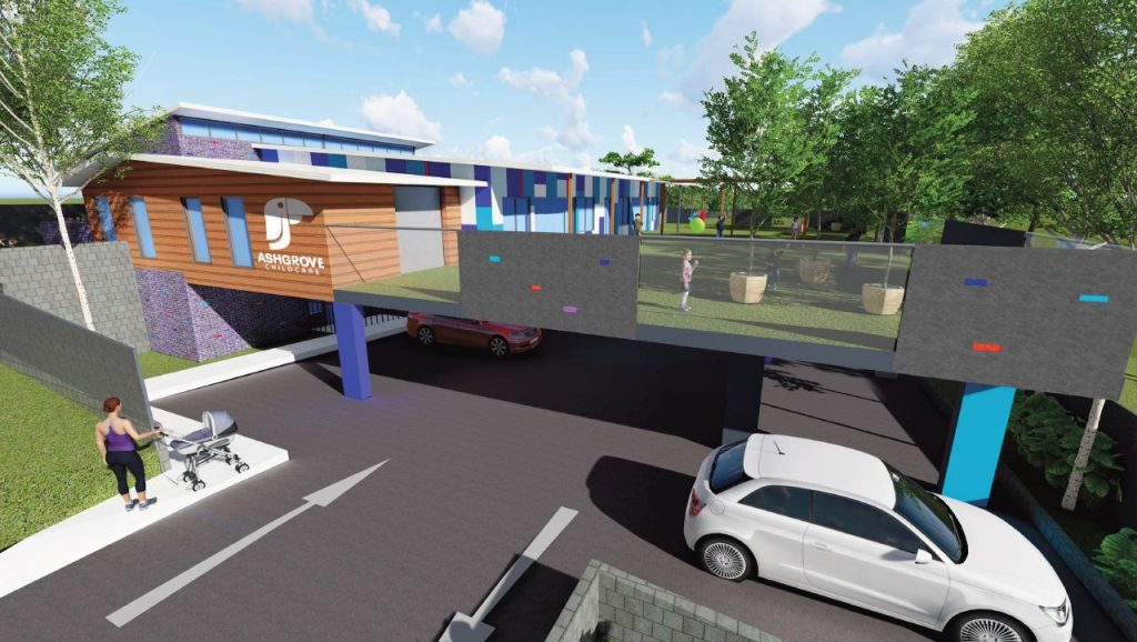 Child Care Centre – Jaloon Street and Waterworks Road, Ashgrove