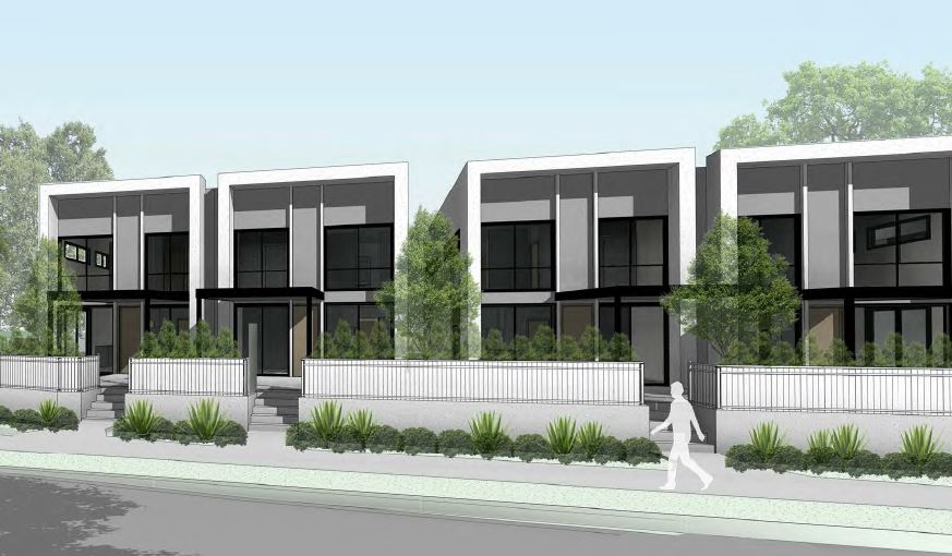 Azure Townhouses (Stage 2) – 150 Government Road, Richlands