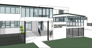 Dance Studio Extension – 26 Glentanna Street, Kedron