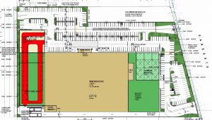 Revised Design – Bunnings Warehouse – Sandgate Road, Virginia