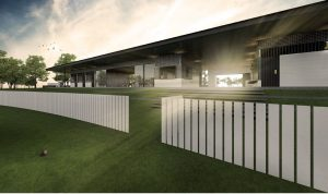 New Cricket Pavilion – Northern Suburbs District Cricket Club – 128 Shaw Road, Kedron