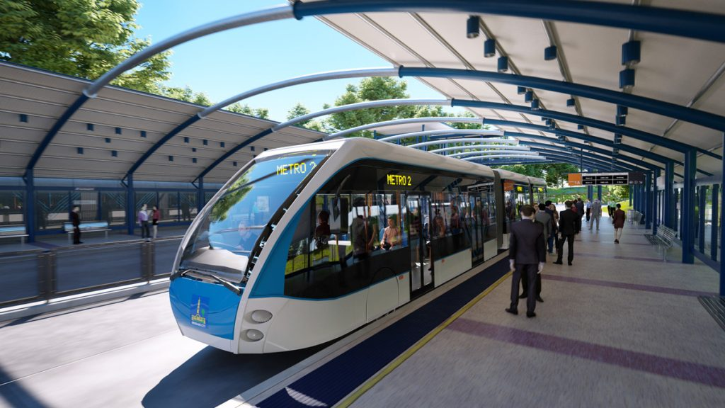 Brisbane Metro Connection – Brisbane Airport Draft Master Plan 2020