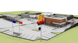 McDonalds Restaurant, 7 Eleven Service Station & Food Outlets – Brookside Street, Doolandella
