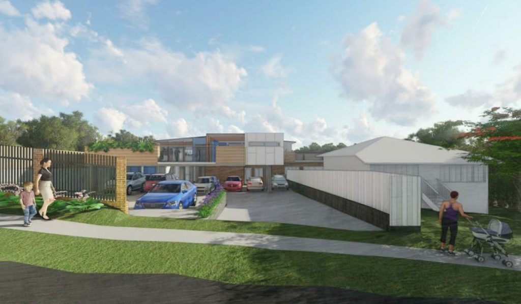 Childcare Centre and Subdivision – 254 and 258 Buckland Road, Nundah