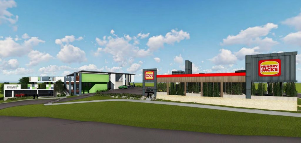 Fast Food Restaurant, Childcare Centre – Albany Creek Road and Keong Road, Albany Creek