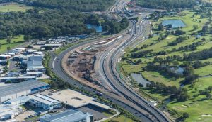 Service Centre Expansion – Gateway Motorway, Nudgee