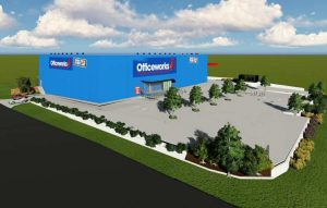 Officeworks Showroom & Shop -157-159 Newmarket Road, Wilston