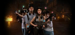 Virtual Reality Gaming Entertainment – Coming to Newstead