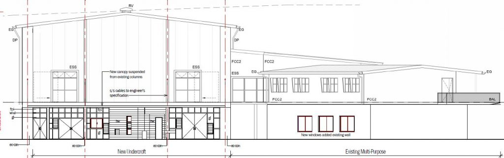 Extension to Educational Facility - St Dympna's Primary School
