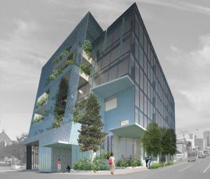 Office Building and Retail – McLachlan Street and Morgan Street, Fortitude Valley