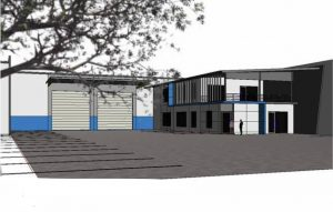 Industrial Warehouses – 252 Earnshaw Road, Northgate