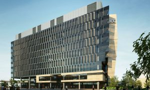 Ipswich City Council Administration Office Tower – Ipswich City Mall