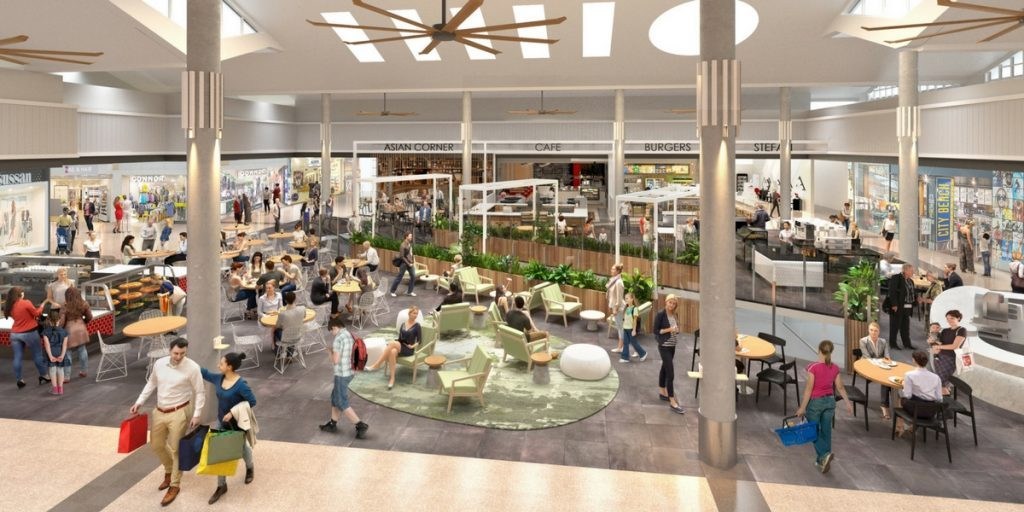 $50 Million Upgrade coming to Brookside Shopping Centre
