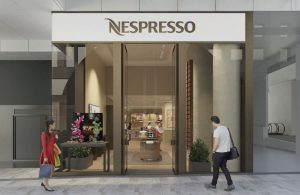 Nespresso – Queen Street Mall, Wintergarden Shopping Centre