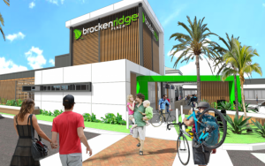 Shopping Centre Upgrade – Bracken Ridge Plaza