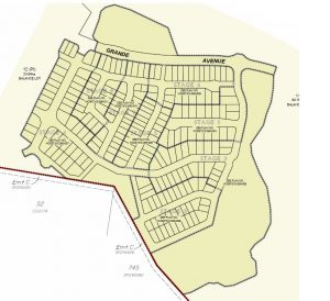 SpringfieldRISE Village 10 – 228 Lot Subdivision – Grande Avenue and Sinnathamby Boulevard, Spring Mountain