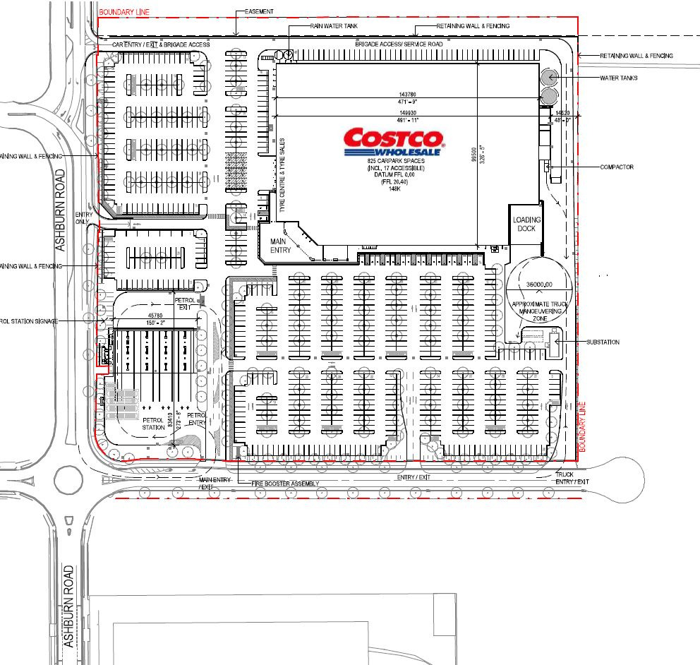 Approved - Costco Coming to Ipswich - Your Neighbourhood