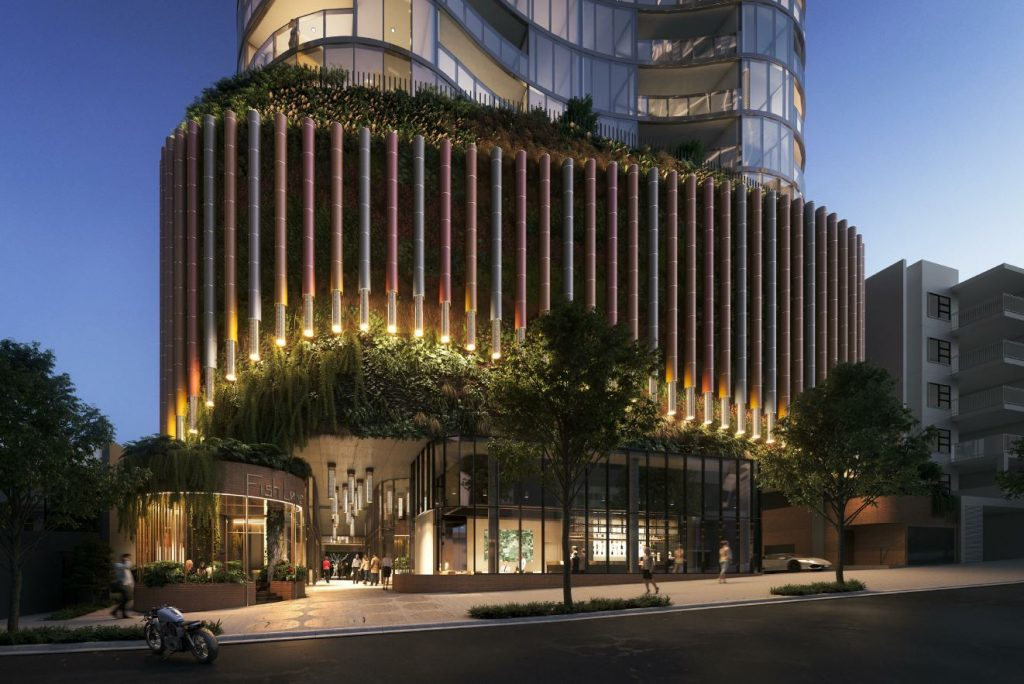 Residential Tower & Laneway Retail – Manning Street & Fish Lane, South Brisbane