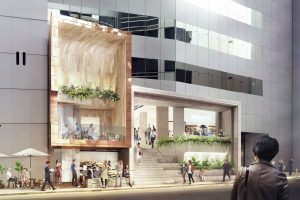 Annex Refurbishments for Central Plaza One, – 345 Queen Street, Brisbane.