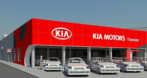 KIA Dealership – 1086 Ipswich Road, Moorooka