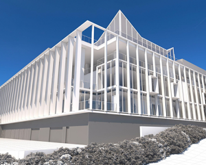 Construction Starts on $30 Million Office and Library – Australian Catholic University, Banyo
