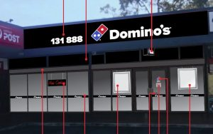 Domino's Pizza – 276 St Vincents Road, Banyo