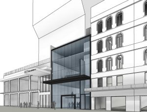 Refurbishments to Existing Building – 84 Queen Street, Brisbane City