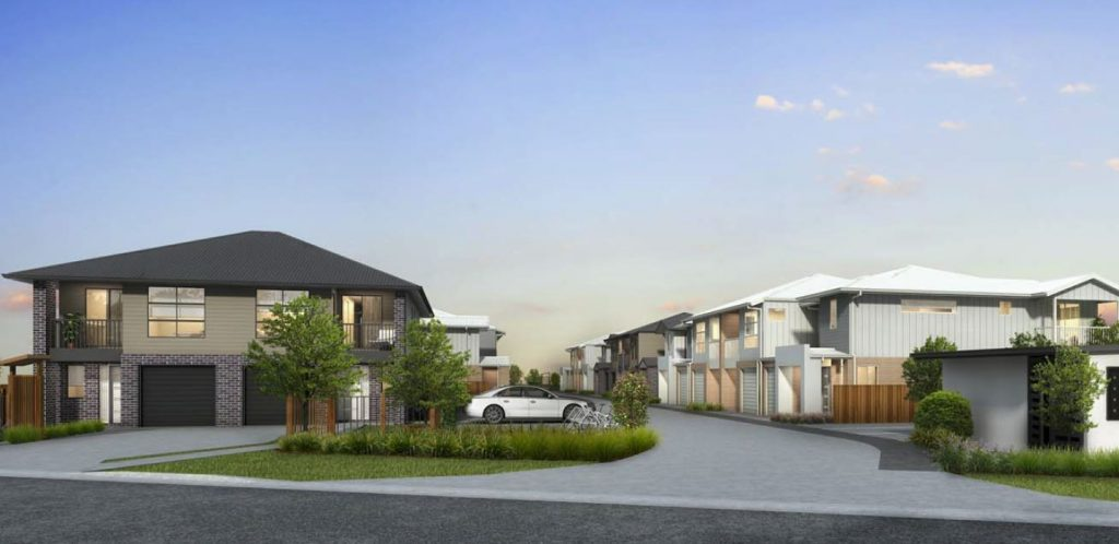 Multiple Dwellings & Subdivision – 46 Portal Street, Oxley