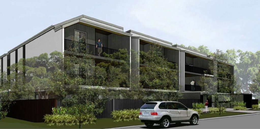Multiple Dwellings – 41-45 Belgrave Street, Balmoral
