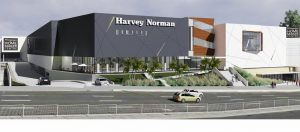 Harvey Norman & Domayne Home Maker Centre – 572 and 588 Kessels Road, Macgregor