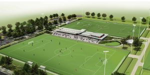$11.45 Million Soccer Facility Commences Works – Moreton Bay Central Sports Complex, Burpengary