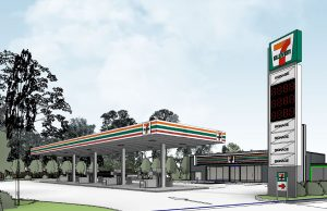 7 Eleven Service Station – Old Cleveland Road & Stanbrough Road, Belmont