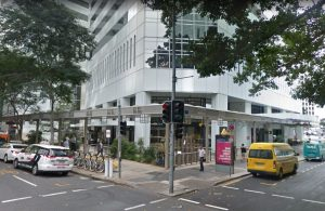Cafe & End of Trip Facilities – Central Plaza Two, 66 Eagle Street, Brisbane City