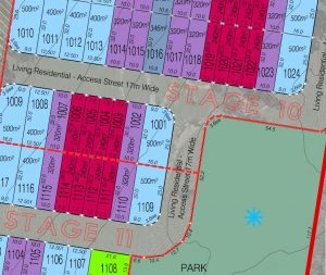 130 Lot Subdivision – Dobson Road, Morayfield and 82 Nairn Road, Morayfield