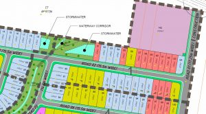 142 Lot Residential Subdivision and Neighbourhood Centre – 81-93 School Road, Logan Reserve