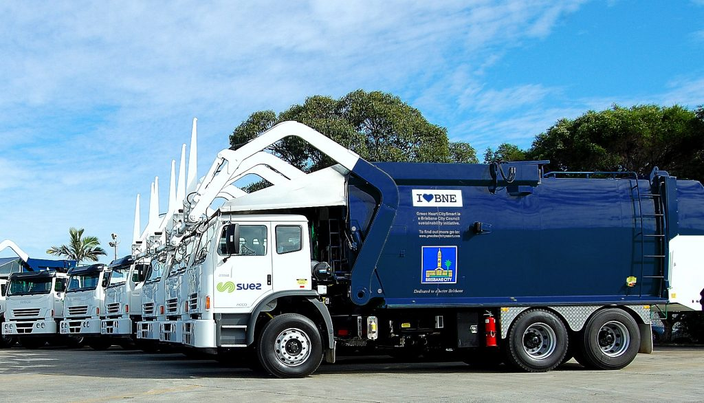 Transport Depot – Nudgee Resource Recovery, Nudgee Beach