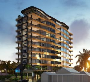 Timber Residential Tower – Lambert Street, Kangaroo Point