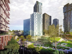 $2 Billion Millennium Square Precinct, Bowen Hills