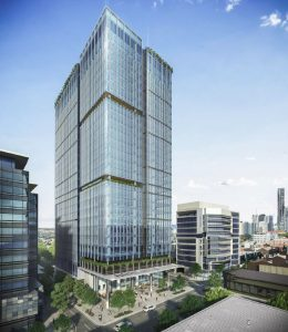 Office Tower and Retail – 80 McLachlan Street, Fortitude Valley