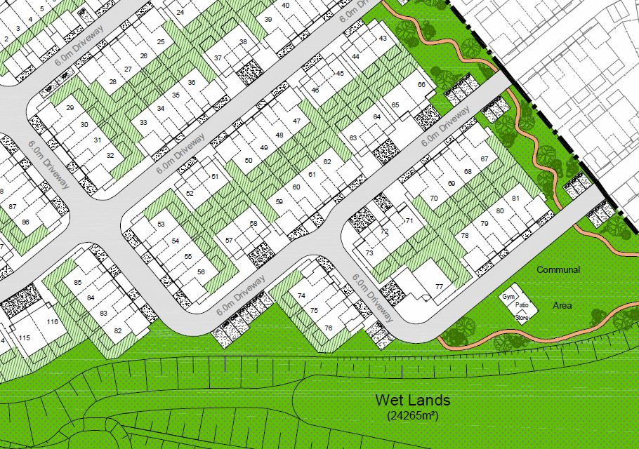129 Townhouses – Boundary Road and Cleveland-Redland Bay Road, Thornlands