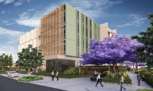 Commercial Office Building – King Arthur Terrace and Fairfield Road, Yeerongpilly Green