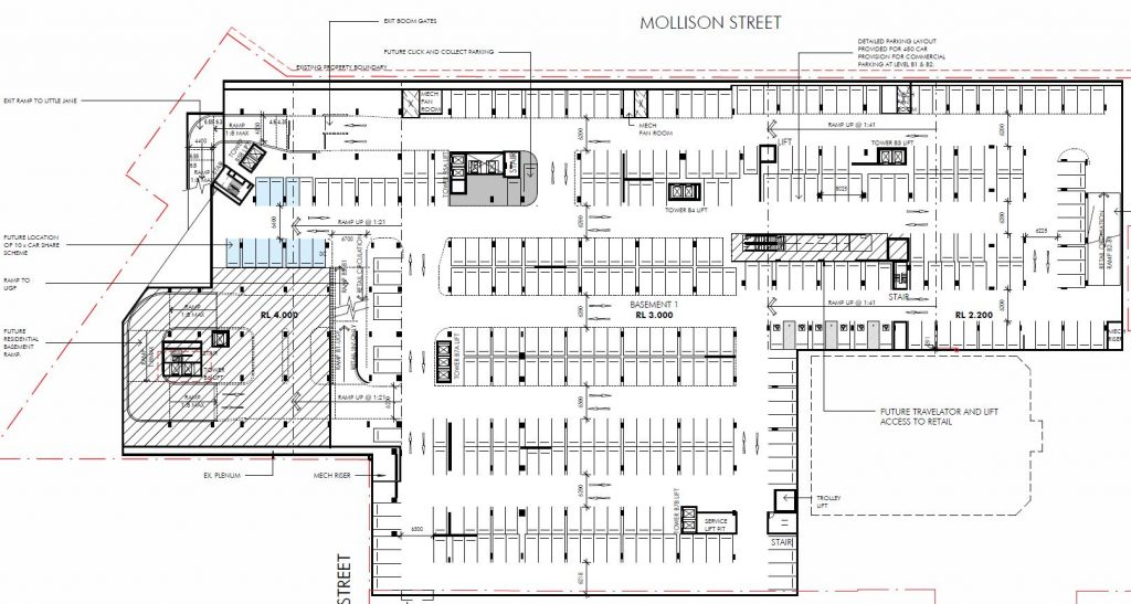 25 Basement Remodeling Ideas Inspiration Basement Parking Plan With Dimensions
