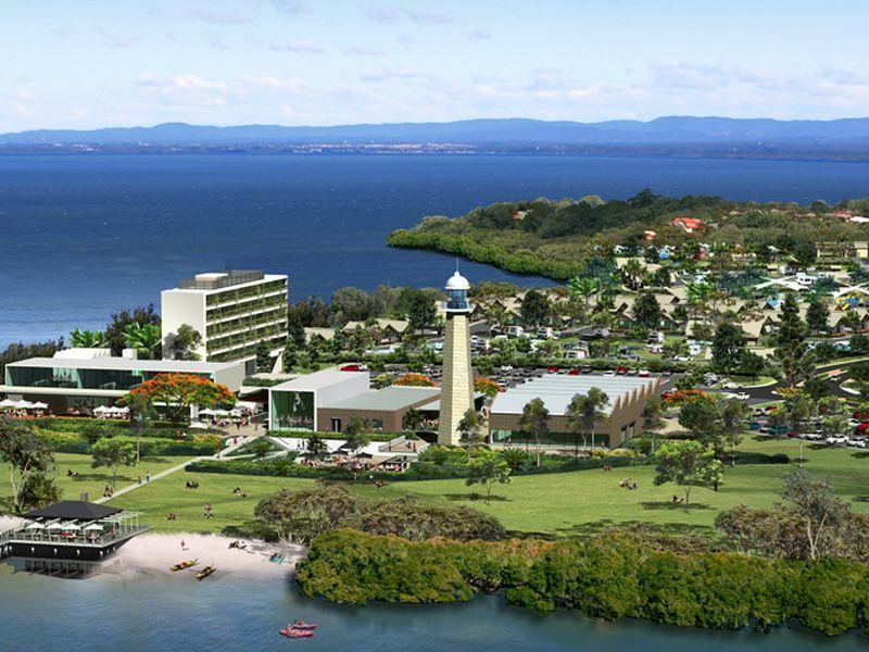 $50 Million Family Holiday Resort, Sandstone Point